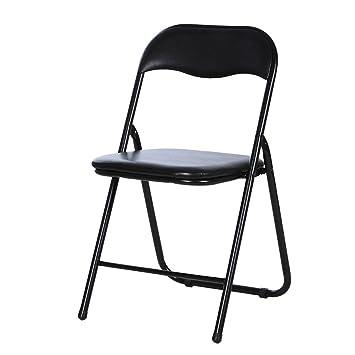 Doblado de la oficina del hogar Silla de la silla de la ...