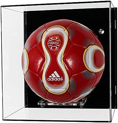 Widdowsons - Expositor de Pared para balón de fútbol (acrílico, 29 ...