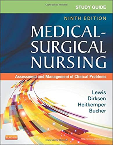 study guide for medical surgical nursing assessment and management rh amazon com study guide for medical-surgical nursing 9th edition study guide for medical surgical nursing certification