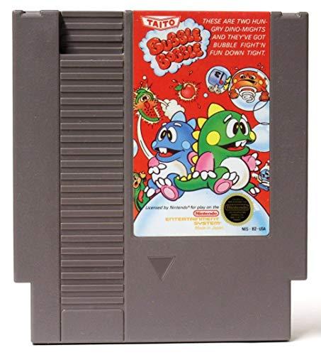 Bubble Bobble - Nintendo NES (Certified Refurbished)