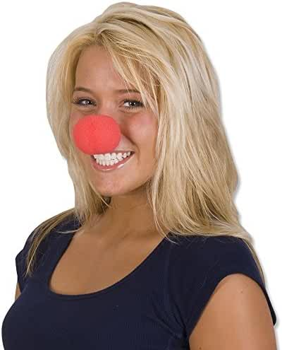 Twone Foam Clown Nose Value Pack With 36 Noses for Circus Parties, Halloween, Red Nose Day, Cosplay & More