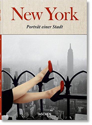 New York. Porträt einer Stadt Gebundenes Buch – 14. November 2017 Reuel Golden Robert Nippoldt TASCHEN 3836568314