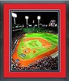 "Boston Red Sox Fenway Park MLB Photo Framed (Size: 13"" x 16"")"