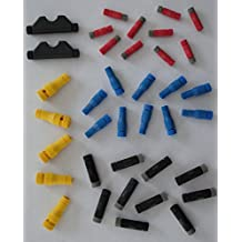 Posi-Tap Connectors Kit- Includes Taps for 22 through 10 Gauge Wires, Plus 2 Fuseholders!