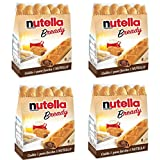 Nutella Bready 8 pieces, 152,8g (Pack of 4)