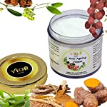VIOR Naturals Anti-Aging and Anti-Wrinkle Skin Firming Cream With Vitamin-E Ayurvedic Herbs and Hyaluronic Acid for…