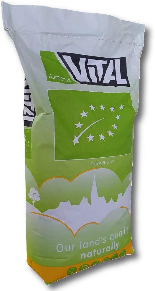 Cicatriz Ecológico Piensos de grano Bio Vital 25 kg