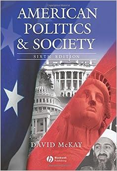 Book American Politics and Society