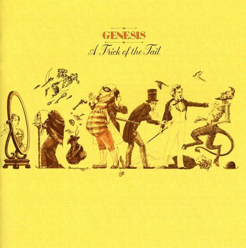Genesis: A Trick Of The Tail (Remastered) (Audio CD)