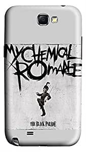 Famouse Music Band My Chemical Romance PC Hard new galaxy note 2 cover