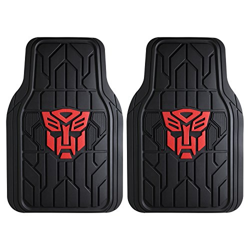 (Pilot Automotive Transformers TRF-0602 Autobots Universal Floor Mats)
