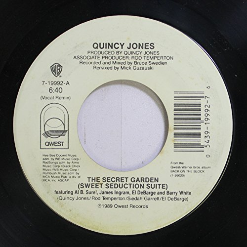 Quincy Jones - The Secret Garden (Sweet Seduction Suite) - Lyrics2You