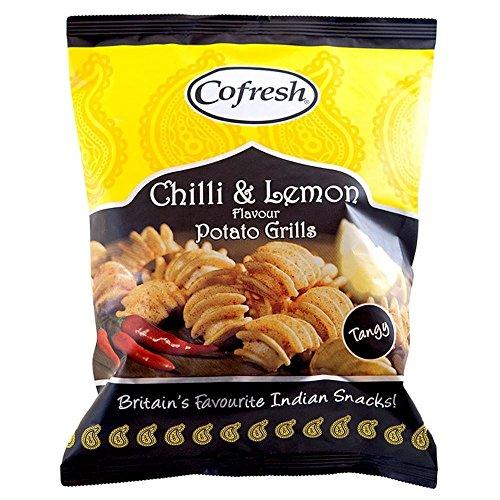 Cofresh Chilli & Lemon Potato Grills (80g) - Pack of 2