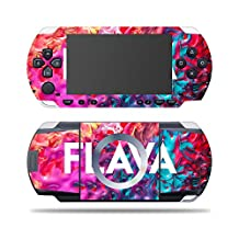 MightySkins Skin for Sony PSP – Flava | Protective, Durable, and Unique Vinyl Decal wrap Cover | Easy to Apply, Remove, and Change Styles | Made in The USA