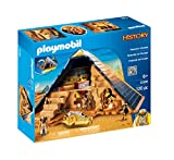 Jeu de construction pyramidale Playmobil Pharaon
