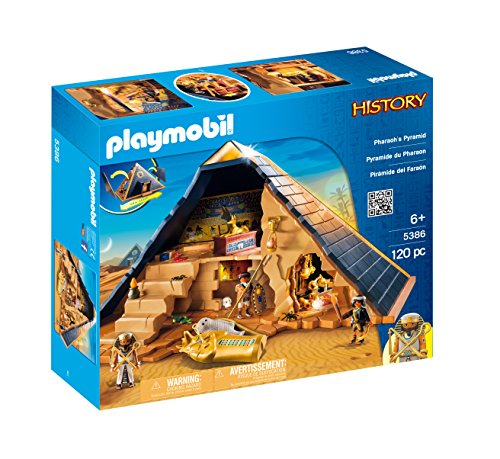 PLAYMOBIL Pharaoh's Pyramid -