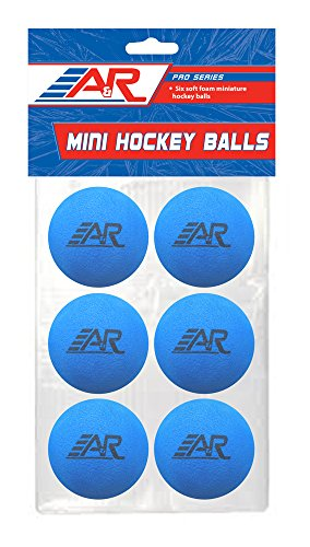 (A&R Sports Mini Foam Balls (Pack of)