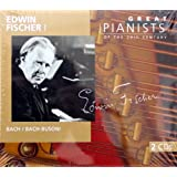 Great Pianists of the 20th Century - Edwin Fischer, Vol.1