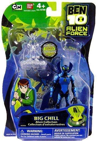 Ben 10 Alien Force Omnitrix - Ben 10 Alien Force Alien Collection Big Chill 4