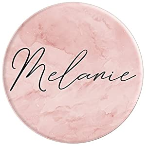 Melanie Name Custom Name Personalized Name - PopSockets Grip and Stand for Phones and Tablets