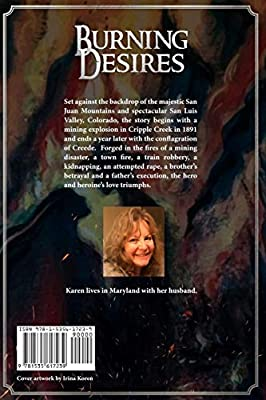 Burning Desires: Karen L Rose: Amazon ae: The Book Depository UK