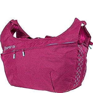 Apera Yoga Tote Fitness Bag, Powerberry