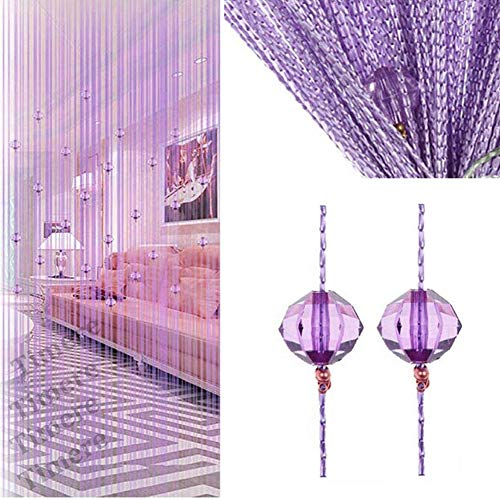 Timere Crystal Beaded Curtain