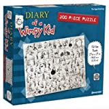 Diary of a Wimpy Kid: Book Two 200 Piece Jigsaw Puzzle