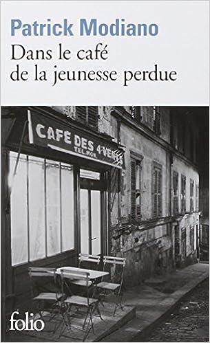 Download Dans le café de la jeunesse perdue pdf, epub
