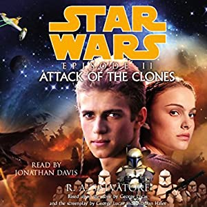 Star Wars Episode II Audiobook