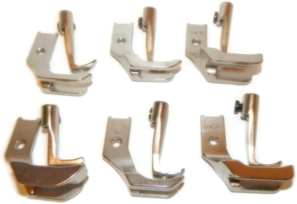 Presser Foot Set For Juki DSC-245 Industrial Walking Foot Sewing Machine