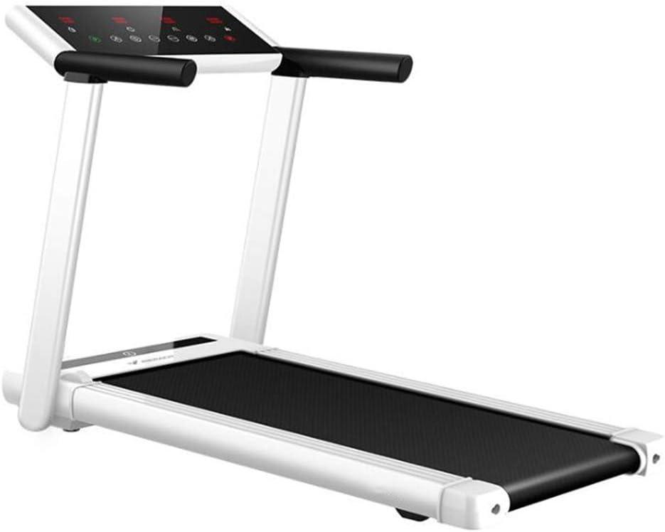 F-treadmill Ejecutar La Instalaci/ón Ejercicio Fitness Equipment Completa Cinta De Correr Plegable Peque/ño Gratuito Interior Silencioso 610MM 3.5HP Plataforma De Reproducci/ón