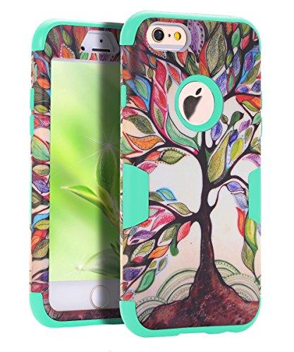 iphone 6 3in1 hard hybrid case - 4