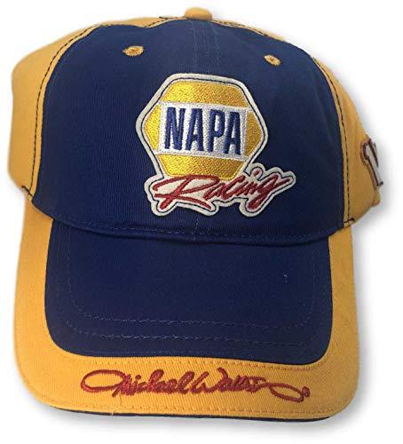 LSD NASCAR NAPA Racing #15 Michael Waltrip Racing Vintage Cap Hat
