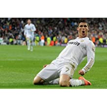 Cristiano Ronaldo Poster 24x36 HoT Portugal Soccer High Quality Gloss Print 124