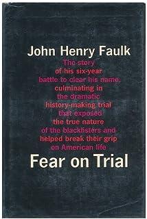 Fear on trial fear on trial 1975 dvd array amazon com fear on trial 9780292724426 john henry faulk books rh amazon com fandeluxe Image collections