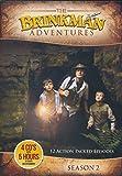 The Brinkman Adventures Season 2 Audio CDs