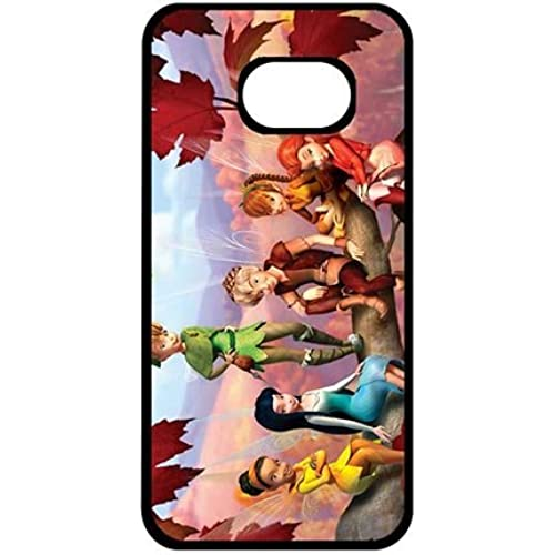 Wonderful Tinkerbell Characters for Samsung Galaxy S7 EDGE Phone Smart Aegis Case Sales