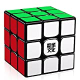 D-FantiX Moyu Weilong GTS2 M Magnetic Speed Cube 3x3 Magic Cube Puzzle Black
