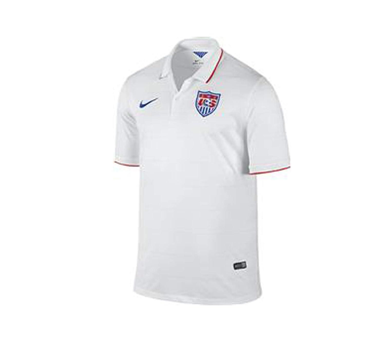 Nike Mens USA Home Jersey Polo Blanco: Amazon.es: Ropa y accesorios