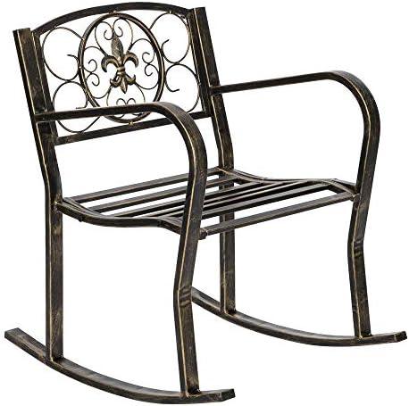 SSLine Outdoor Patio Rocking Chair