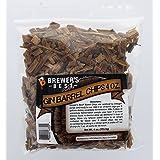 Home Brew Ohio North Mountain Supply HOZQ8-455 Brewer's Best Chips Gin Barrel, 4 oz, Brown