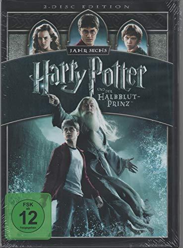 Harry Potter Und Der Halbblutprinz 2 Dvds Amazon De Daniel Radcliffe David Yates Dvd Blu Ray