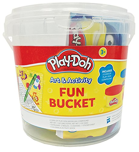 Play-Doh Small Fun Bucket (Play Doh Bucket)