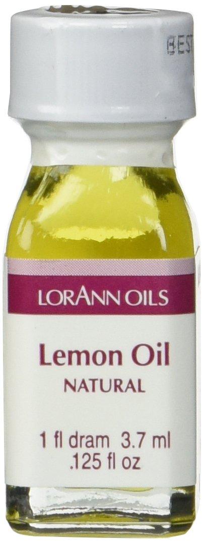 LorAnn Lemon Oil, 1 Dram