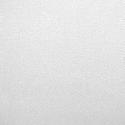 Canvas duck white fabric by the yard
