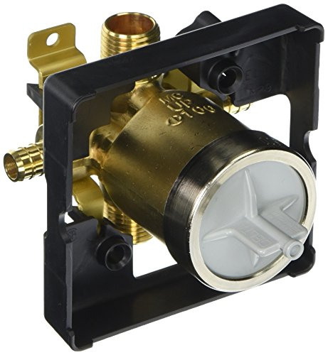 Tub Shower Valve - Delta R10000-PX MultiChoice Universal Tub and Shower Valve Body