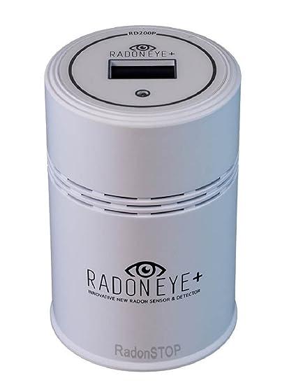 Radon Stop® | radoneye Plus - La Perfecta Radon Detector | WiFi | Teléfono App ...