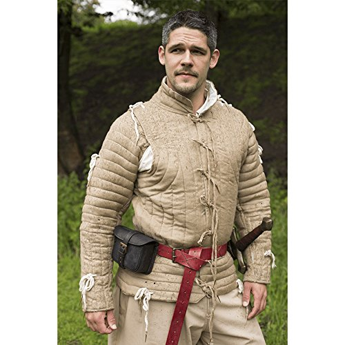 Armor Venue: Imperial Gambeson Desert Beige Large by Armor Venue (Image #4)