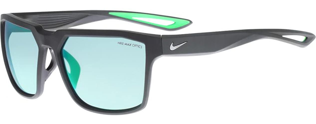6aa4a2244a2 Amazon.com  Nike EV0949-003 Bandit M Frame Grey with Super Silver Flash  Lens Sunglasses